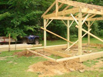 Садовый дом своими руками без опыта строительства