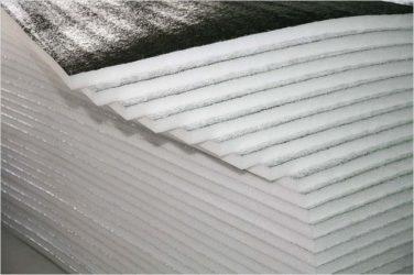 Пенопропилен утеплитель для стен