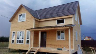 Что теплее каркасный или брусовой дом?