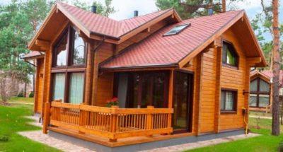 Строительство деревянных домов профилированный брус