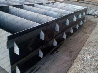 Формы для полистиролбетонных блоков