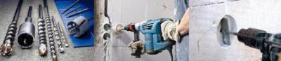 Чем сверлить газобетонные блоки?