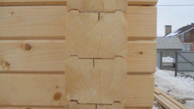 Какой профилированный брус лучше для строительства дома?