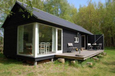 Строительство маленьких каркасных домов