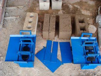 Вибростанок для производства блоков своими руками