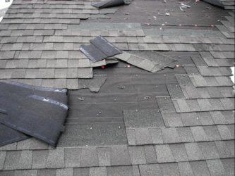 Ремонт крыши из мягкой кровли