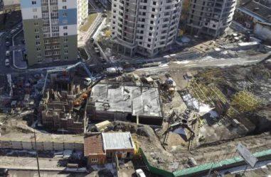 Инструменты и оборудование для строительства многоэтажного дома