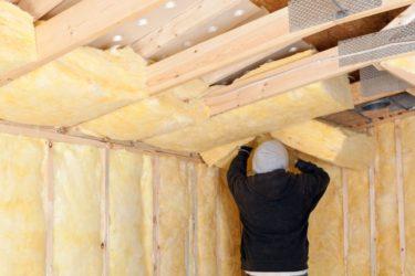 Строительство потолка в частном доме