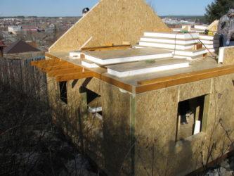 Технология строительства дома из СИП панелей поэтапно