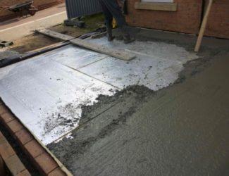 Утеплитель под бетонную стяжку