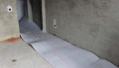 Подложка под стяжку пола для шумоизоляции