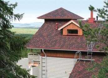 Виды кровли для крыши частного дома