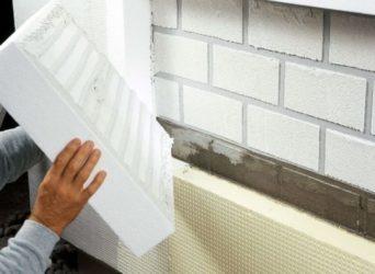 Пенополистирол применение в строительстве