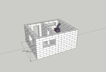 Баня из шлакоблоков своими руками поэтапное строительство