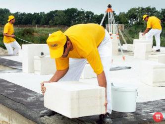 Как выбрать пеноблоки для строительства дома?