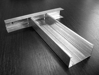Профиль для гипсокартона в строительстве