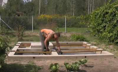 С чего начинать строительство бани на участке?