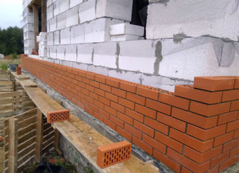 Альтернатива кирпичу при строительстве дома
