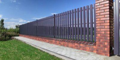 Строительство заборов для дачи