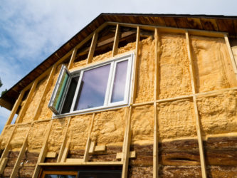 Чем утеплить каркасный дом снаружи?
