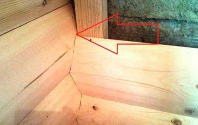 Как стыковать блок хаус в углах?