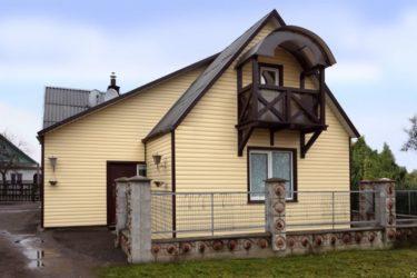 Что дешевле блок хаус или сайдинг?