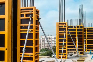 Строительная опалубка для монолитного строительства