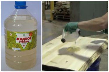 Область применения жидкого стекла в строительстве