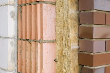 Утеплитель для стен с наружной стороны