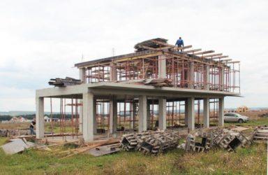 Монолитно каркасное строительство коттеджей