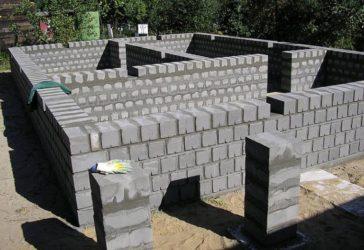 Бетонные блоки для фундамента своими руками