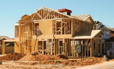 Американская технология строительства каркасных домов