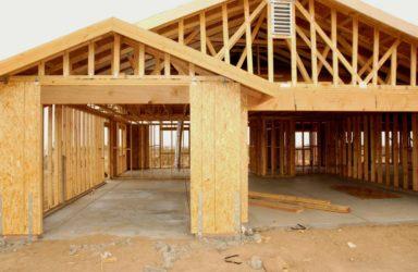 Строительство гаража из дерева своими руками