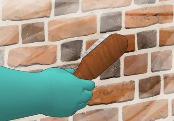 Чем покрыть кирпичную кладку на улице?