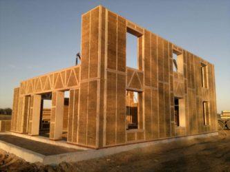 Блоки из соломы для строительства дома