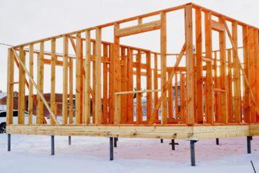 Виды каркасного строительства домов