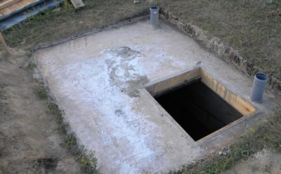 Строительство подвалов и погребов