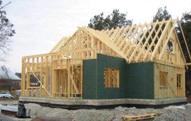 Стоит ли строить каркасный дом?
