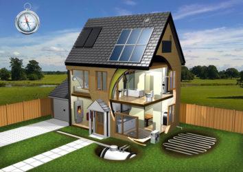 Экологически чистые материалы для строительства дома