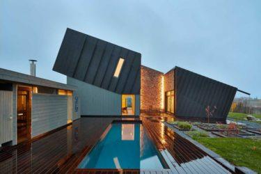 Новые технологии в строительстве частных домов