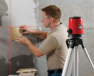 Как выбрать лазерный уровень для строительства?