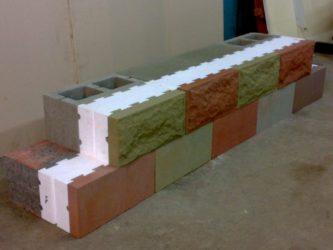 Утепление дома из бетонных блоков