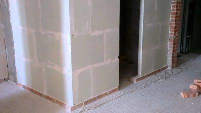 Нужно ли штукатурить пазогребневые блоки?