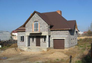 Строительство домов из керамзитоблоков