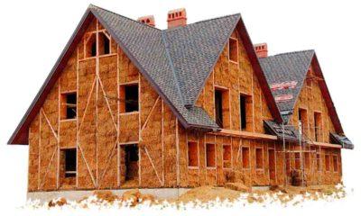 Недорогой материал для строительства дома