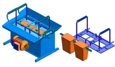 Вибростанки для производства строительных блоков своими руками