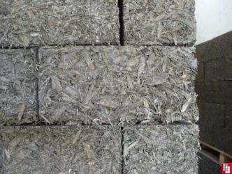 Строительные блоки из арболита