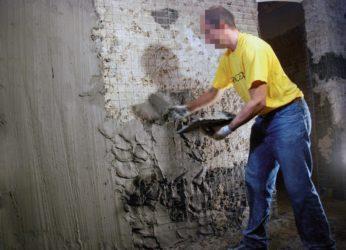 Штукатурка кирпичных стен своими руками пошаговая инструкция