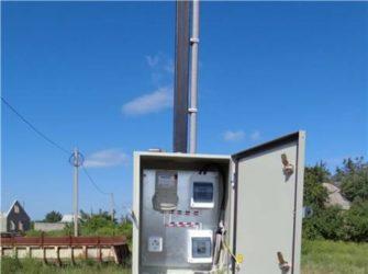 Временное подключение к электросетям на период строительства