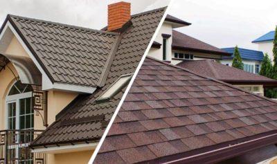 Какая крыша дешевле металлочерепица или мягкая кровля?